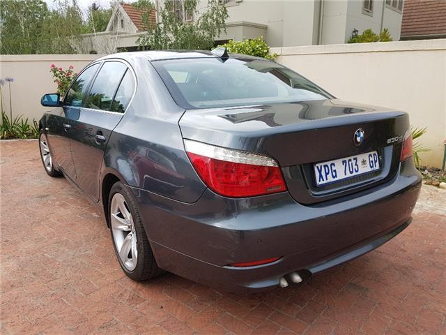 2008 BMW 5 Series 520d Exclusive steptronic | Junk Mail
