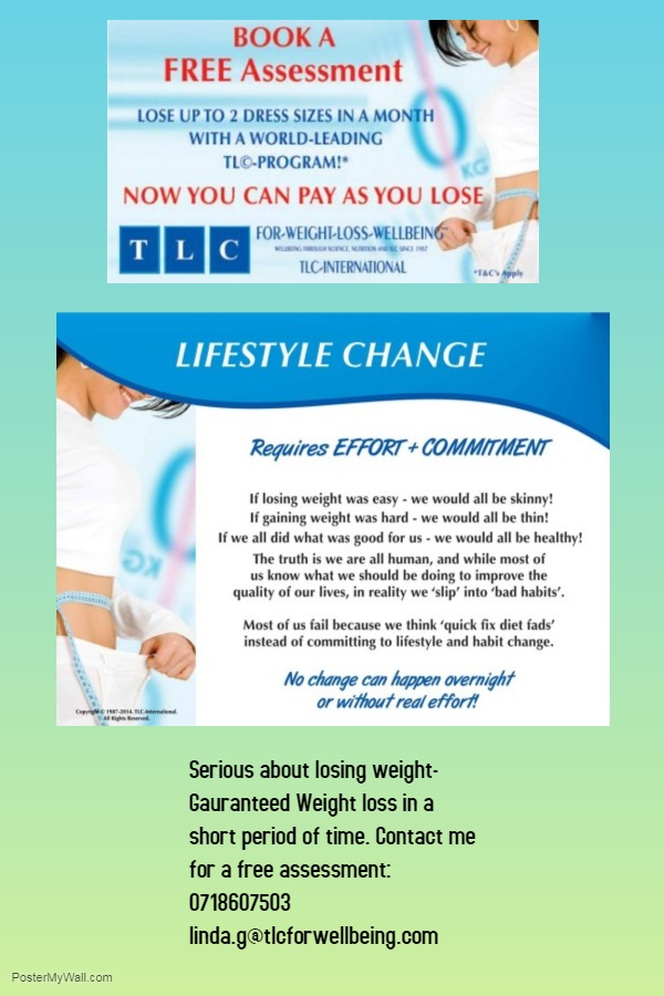 free weightloss assessment lose weight the easy way tlc not