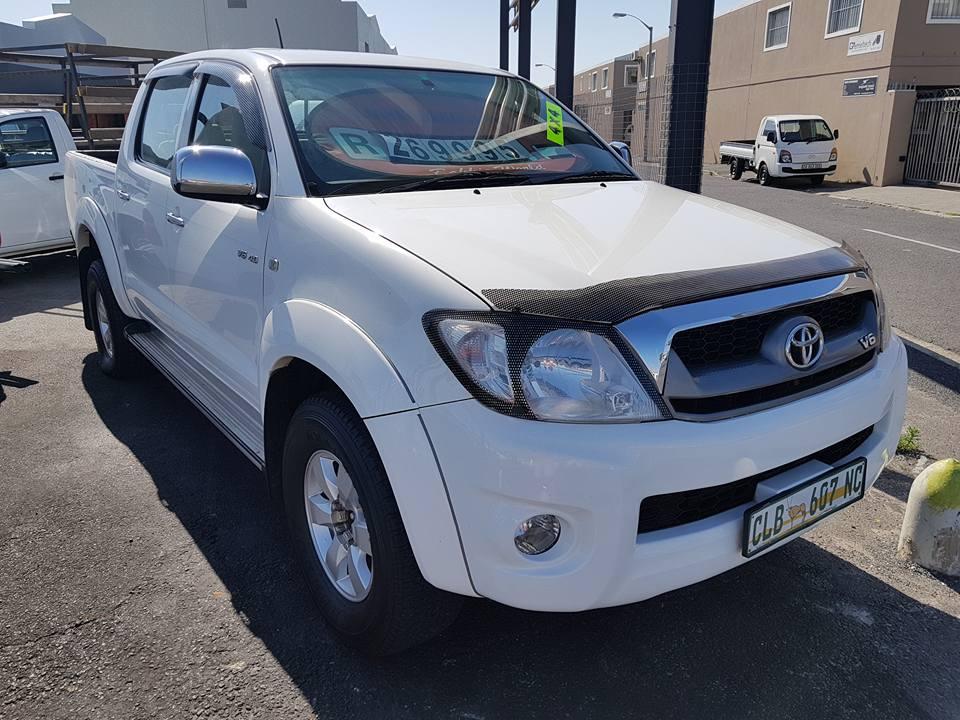 2011 Toyota Raider