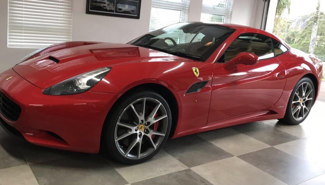 2011 Ferrari California   Junk Mail