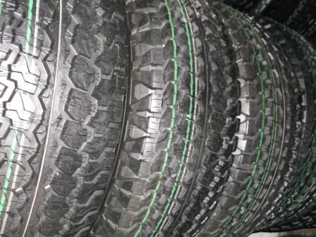 New GoodYear wrangler A/T 255/65/R17 Isuzu Mags and tyres with Central Cabs {set of 4} for R8500.