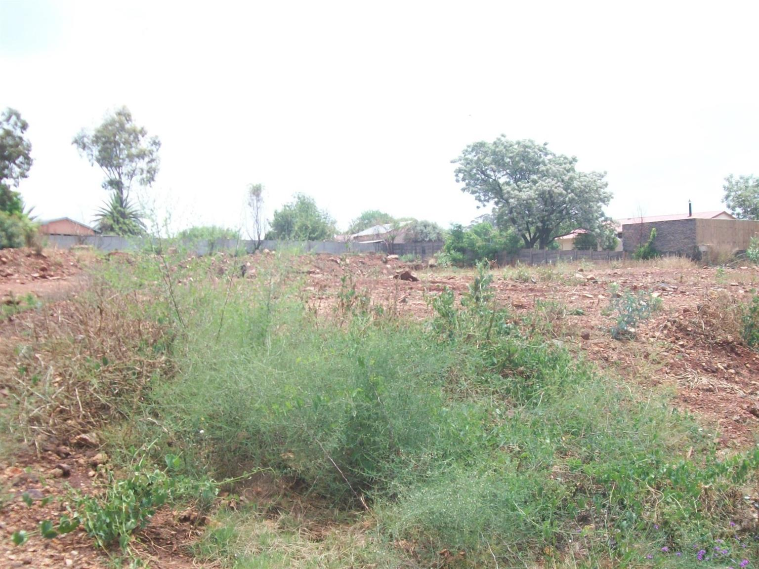 Industrial land for sale Midvaal.