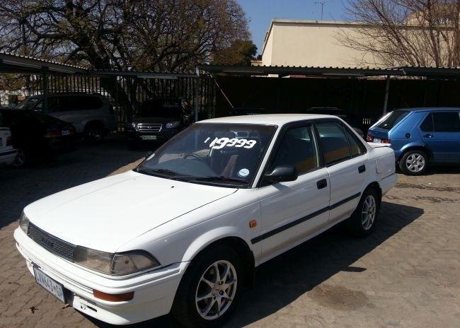 1988 Toyota Corolla Junk Mail