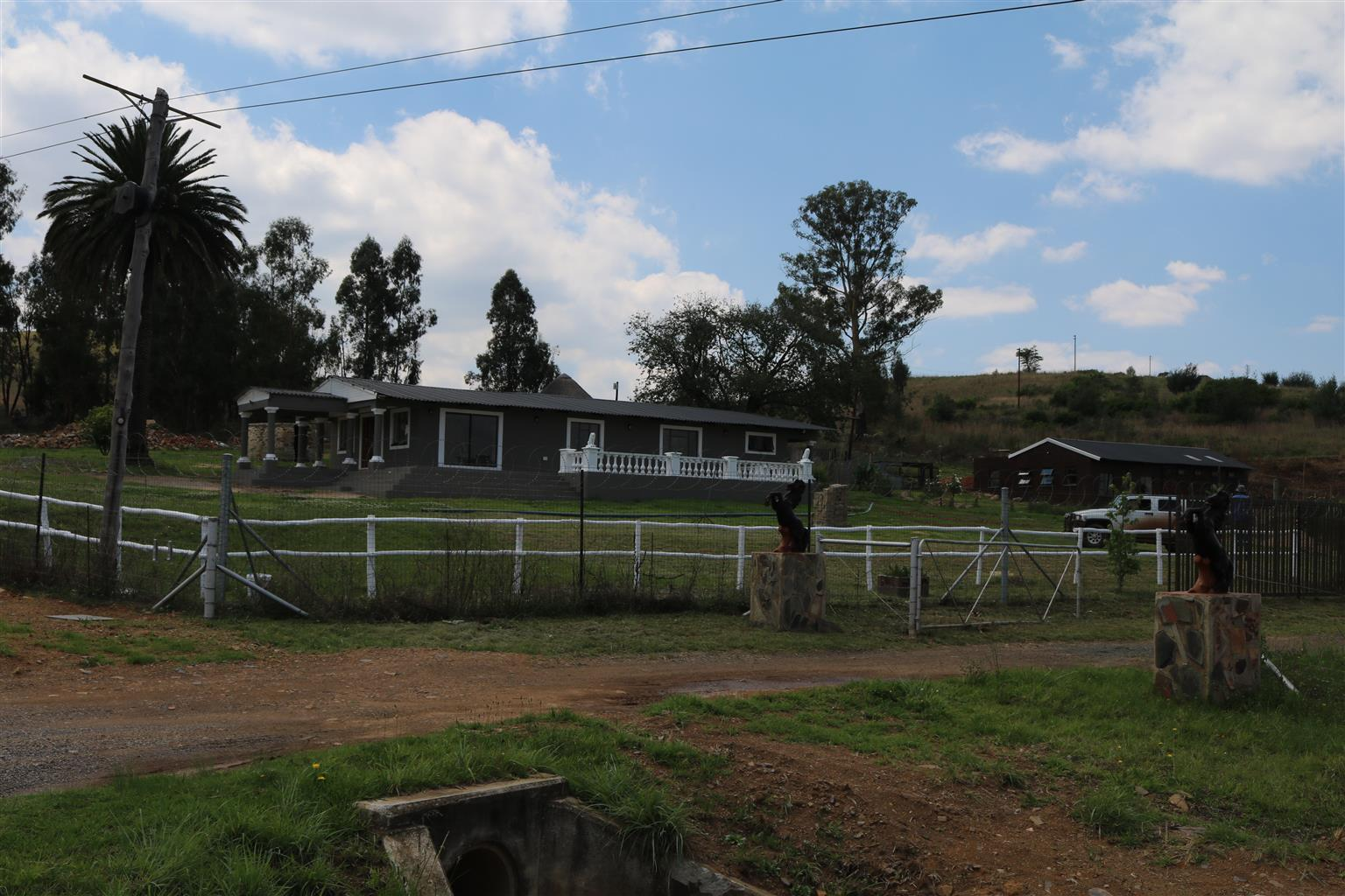 Beautiful 73ha farm for rent (suitable for crops/livestock/fish/lodge/home)