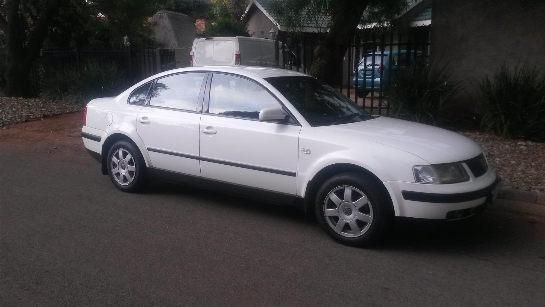 VW vw passat 2001 : 2001 VW Passat | Junk Mail