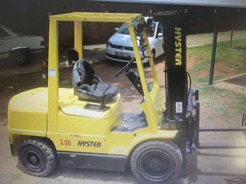 3ton Hyster H3.00XM forklift