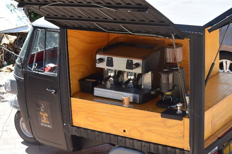 Mobile Coffee Business Opportunity