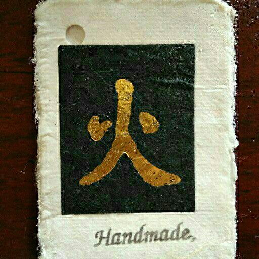 Parchment labels