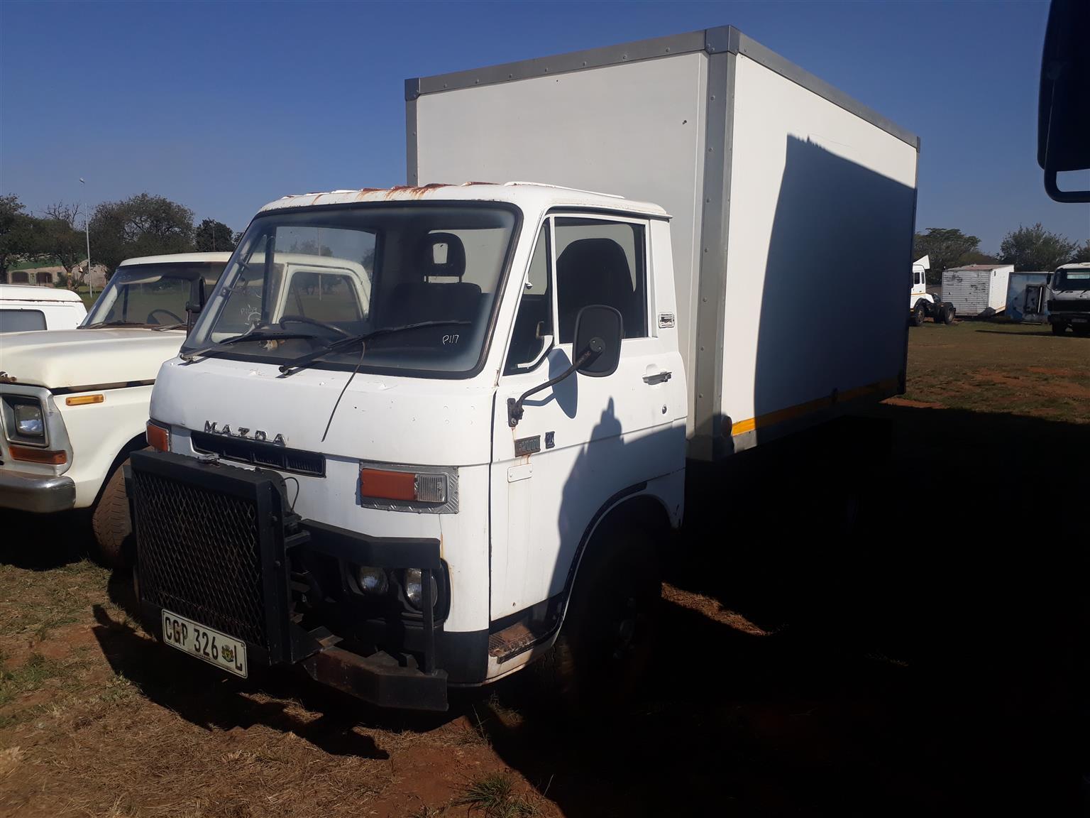 Mazada R28 Diesel Truck,N/P