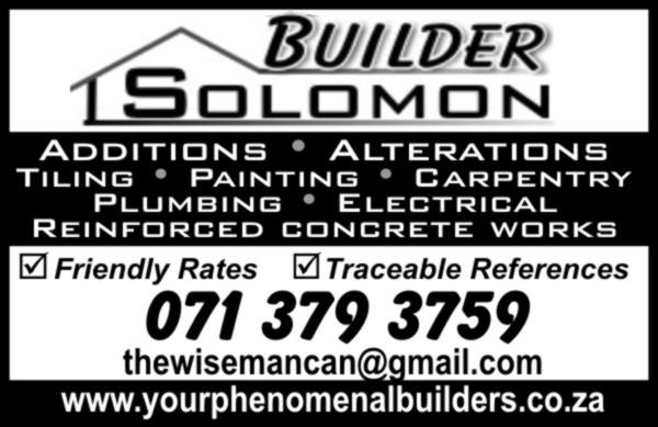 Building- Builders/Carpenters/Carpentry/Plumbers/Plumbing/Tiling/Tilers and Kitchen cubaords and Bics