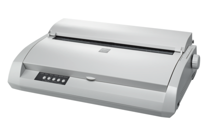 THE FUJITSU DL3850 DOT MATRIX PRINTER