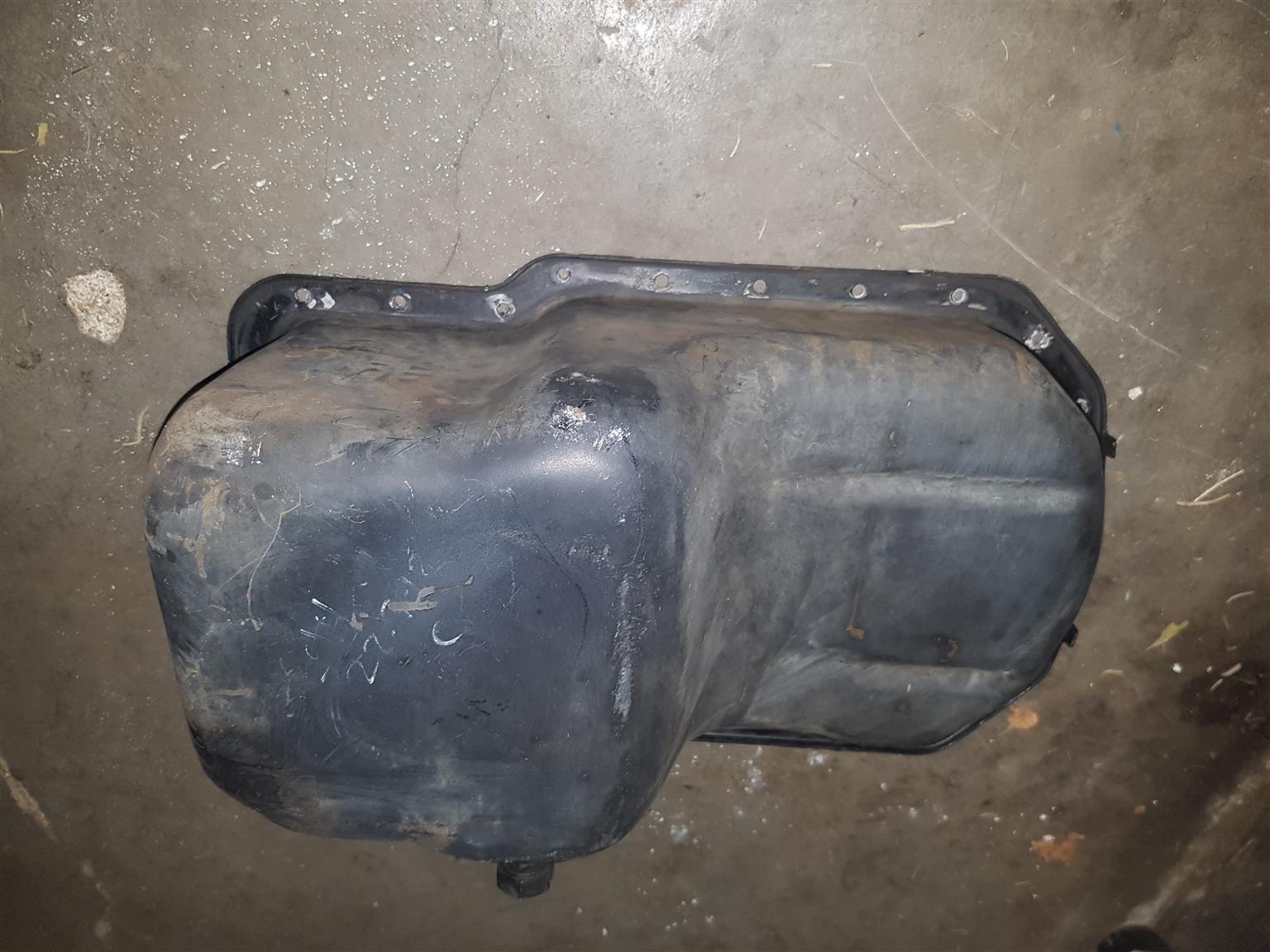 TATA XENON 2.2L Oil Sump.