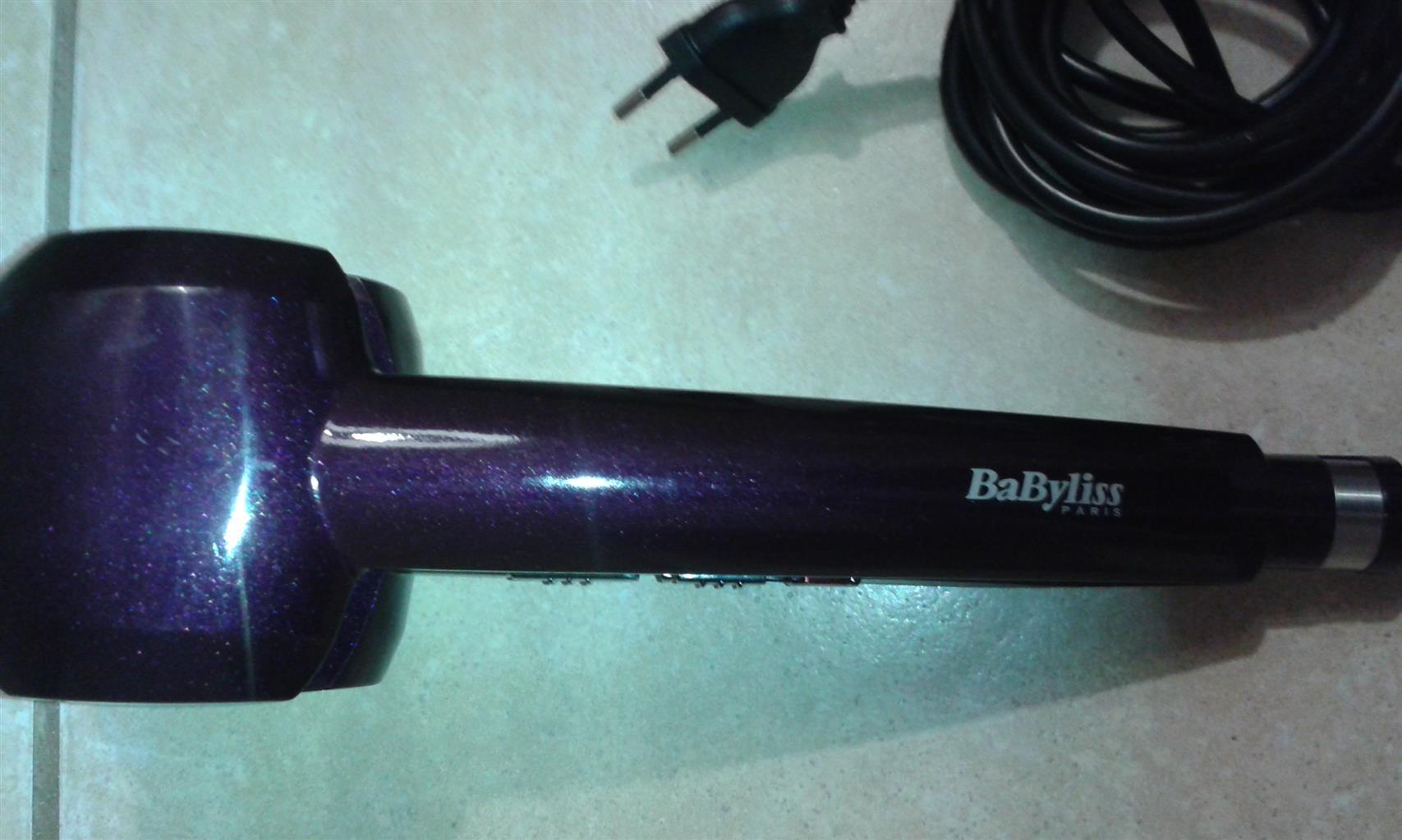 Babyliss hair curler