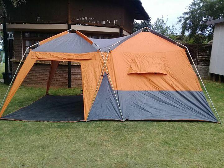 Bush baby 5 man tent