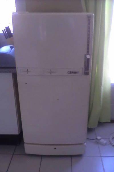 Fuchs Ware Freezer