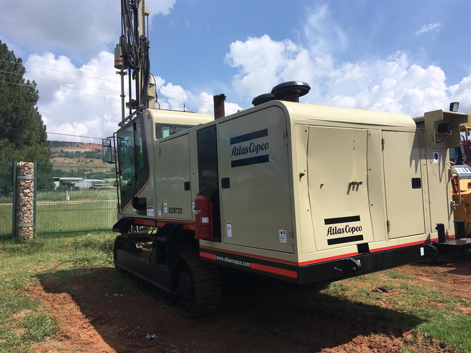 Atlas Copco Rock Drill