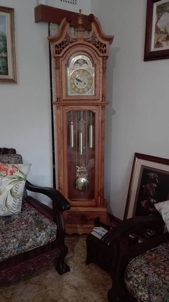 Grandfather clock te koop