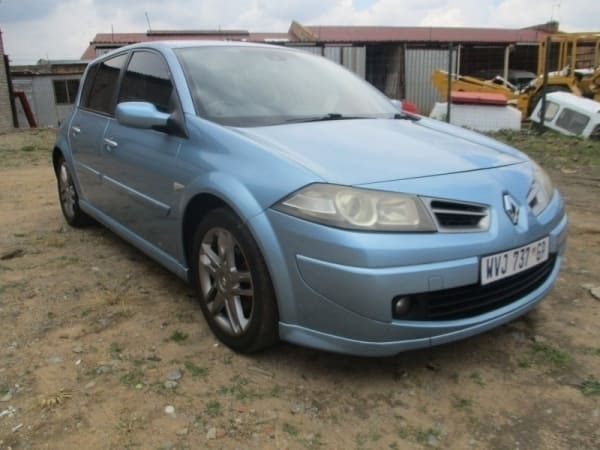 2008 Renault Megane coupe 97kW turbo GT Line