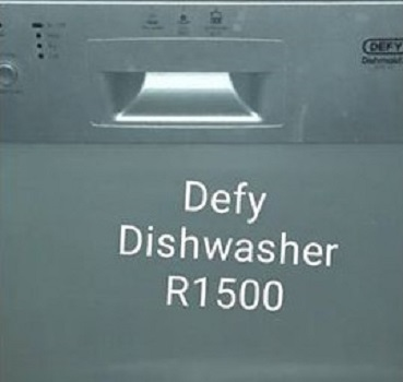 Defy Dishwasher