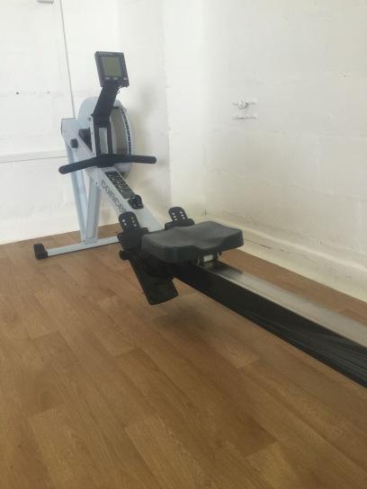 Concept 2 rowing machines, D & E Models