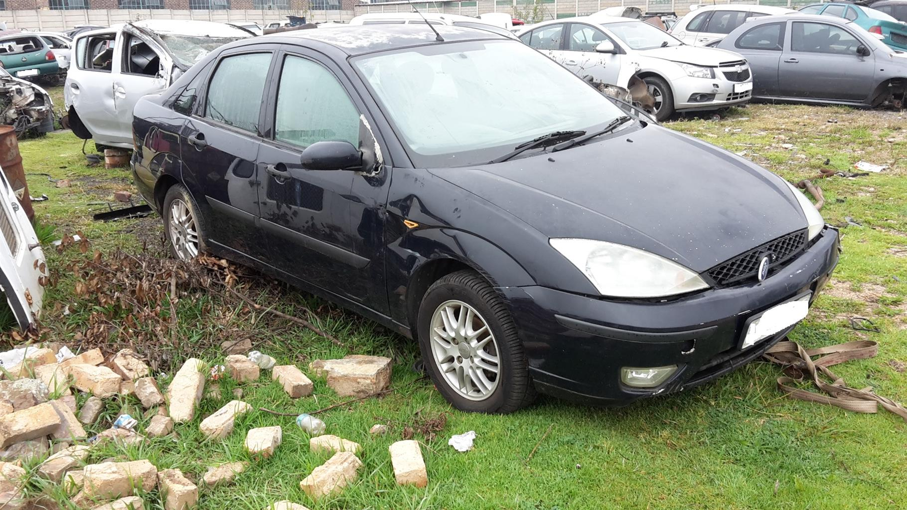 2005 Ford Focus 1.6 Sedan stripping for spare parts