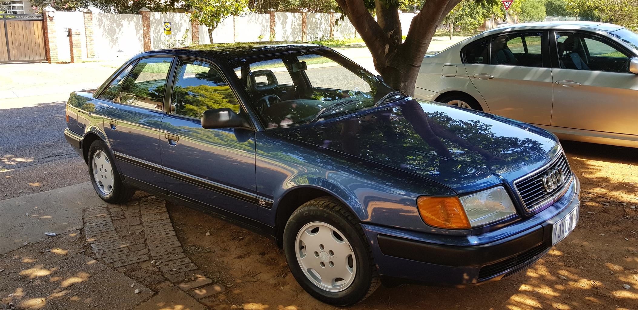 Audi 500E Auto