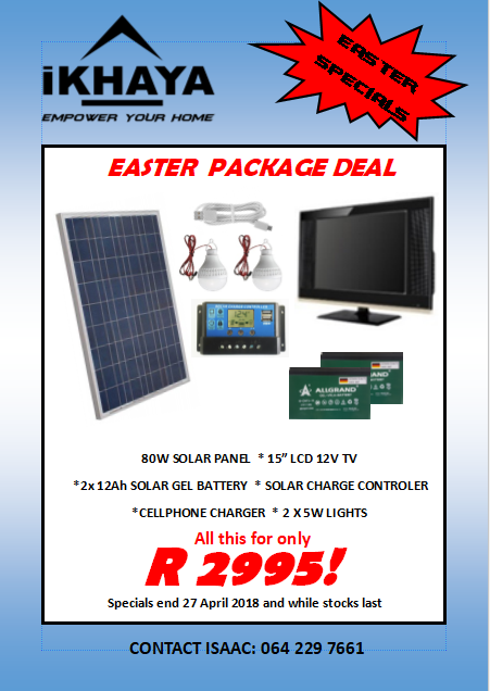 solar products and all d c products