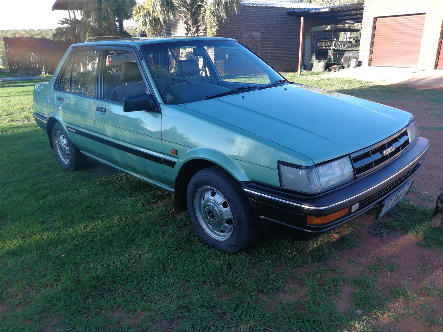 1987 Toyota Corolla Junk Mail
