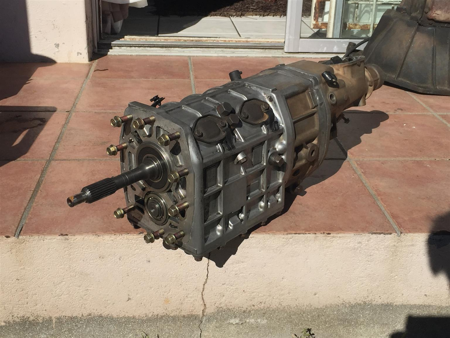 Ford Ranger 2.5 WL Gearbox