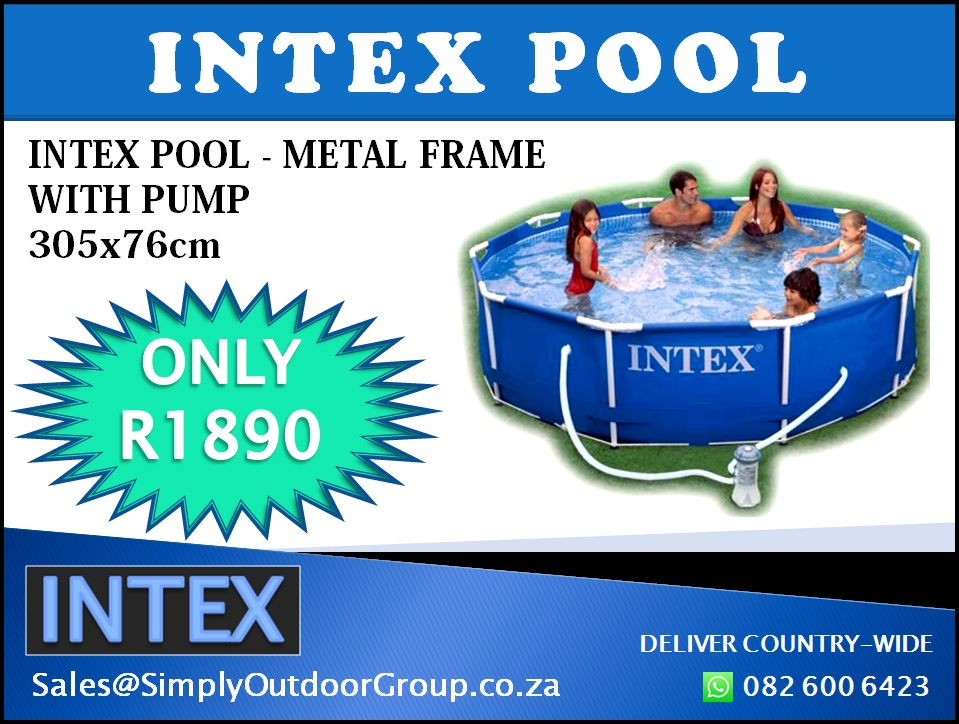 Intex Products