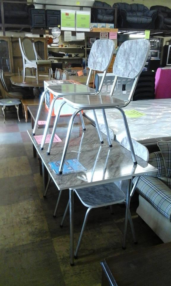 4 Seater patio dining set