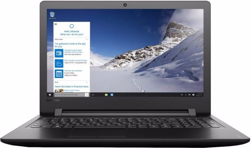 Lenovo Core i3 6th Gen -Ideapad 110 Laptop