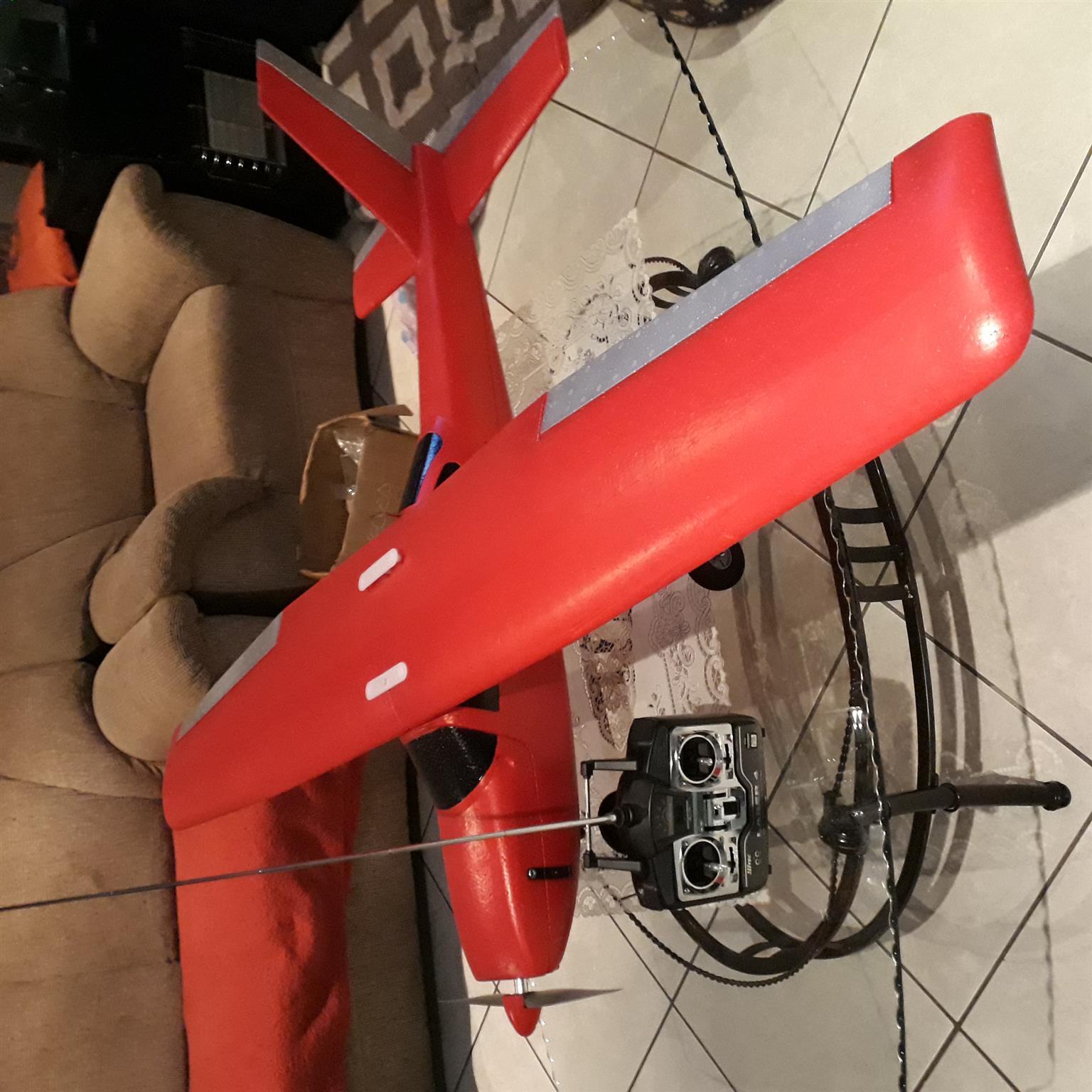 Electric Radio control plane