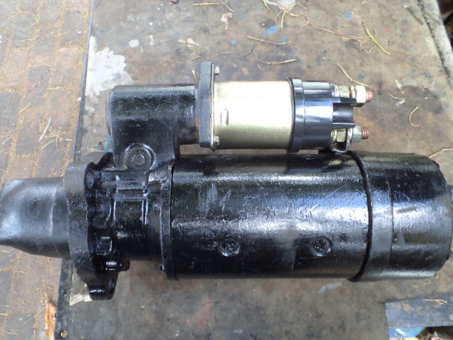 Delco Remt 42MT starter motor