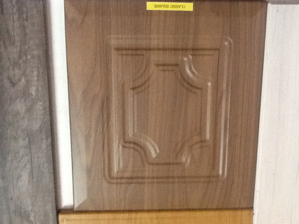 Classic Square design. Kitchen Cuboards. JHB