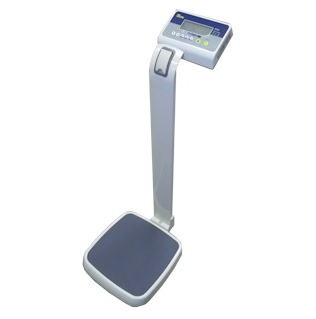 Digital BMI Physician Scale With Height Rod