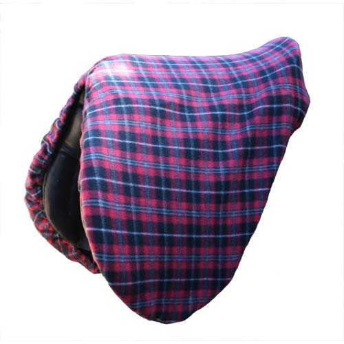 FLEECE SADDLE COVER