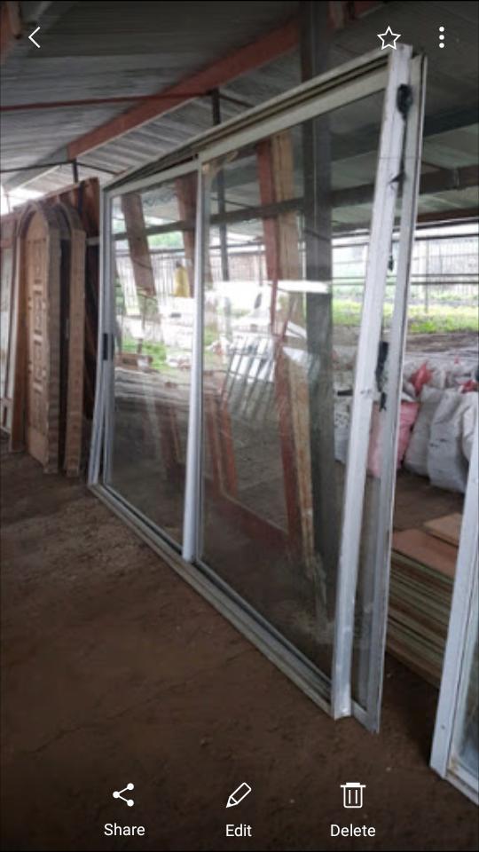 Big sliding door for sale