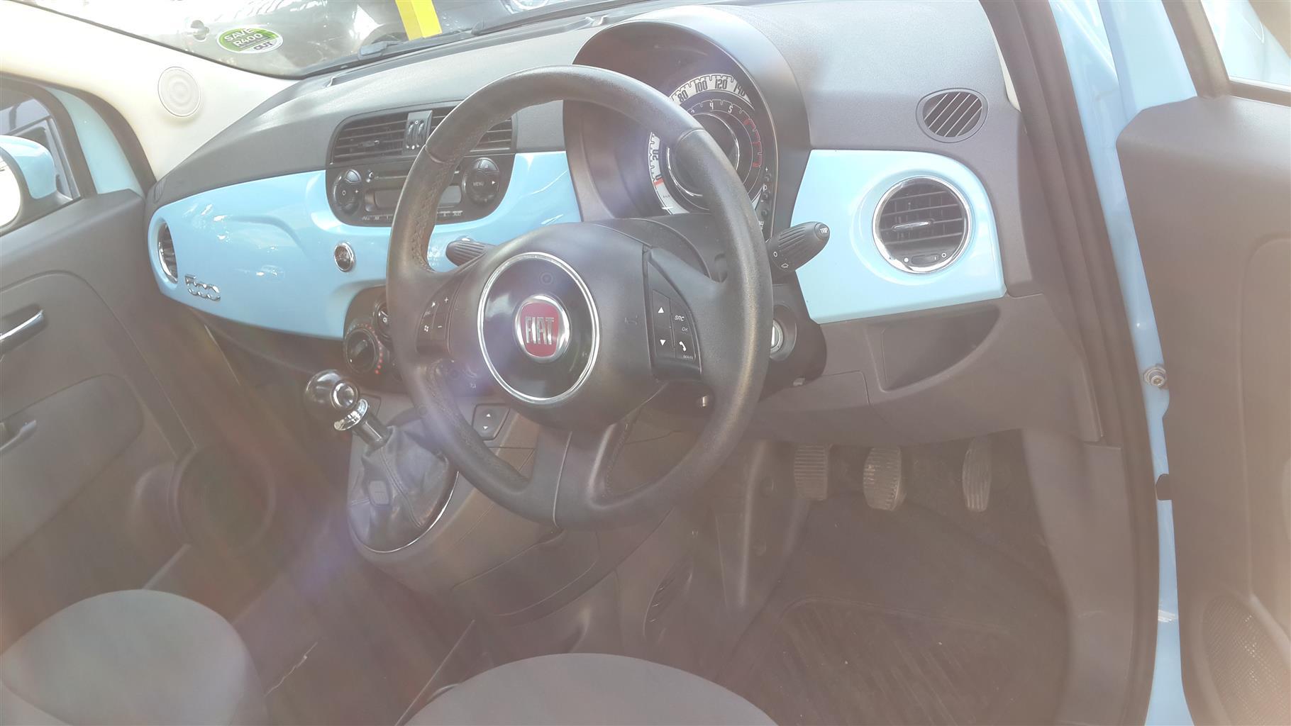 2012 Fiat 500 1.4 Sport