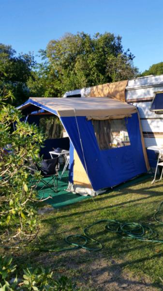 3x3 m kombi tent