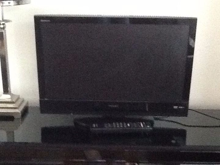 Sony Bravia TV with built-in DVD Player