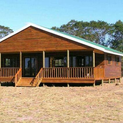 Log homes for sell