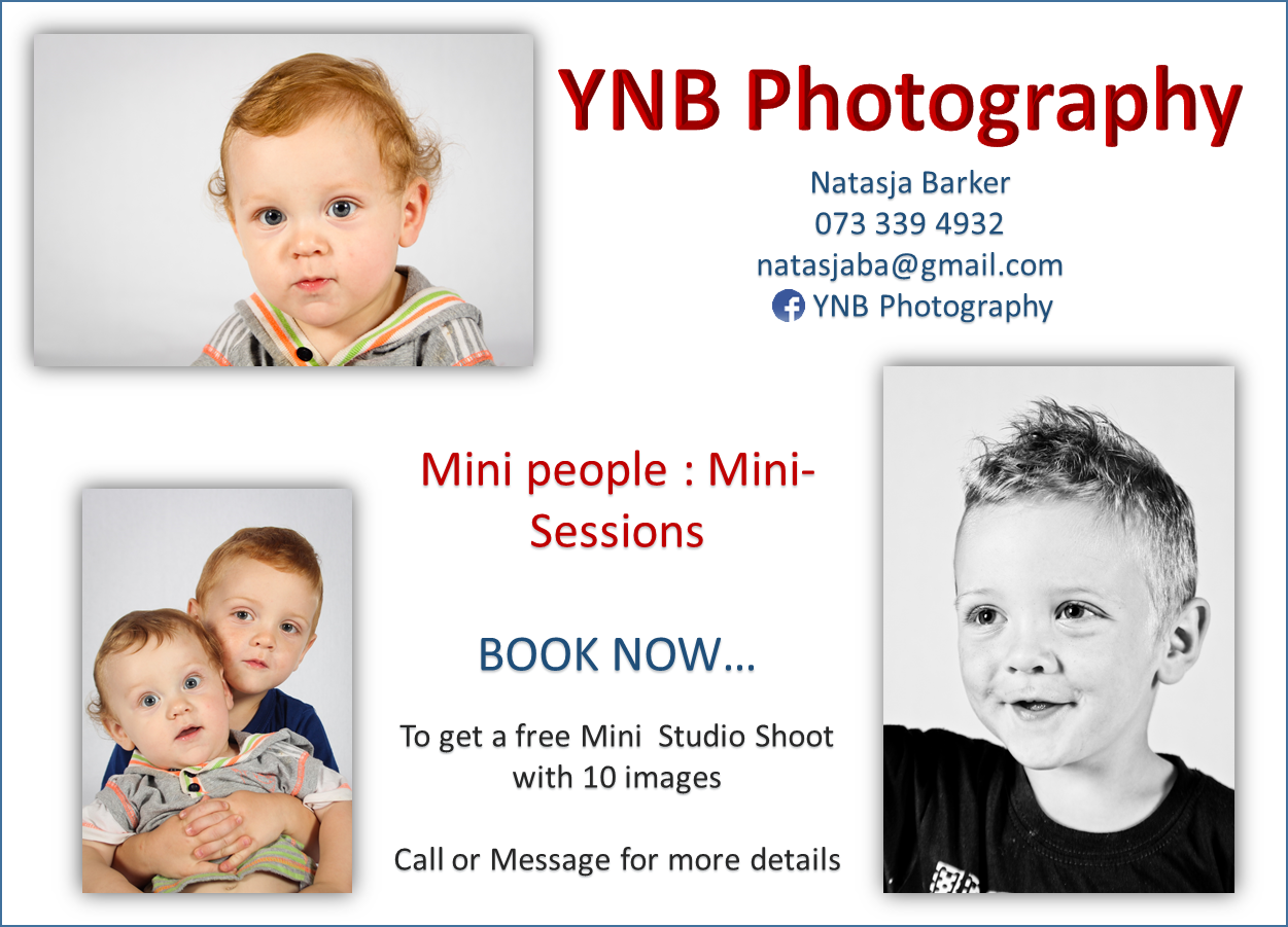 Limited Free mini shoots