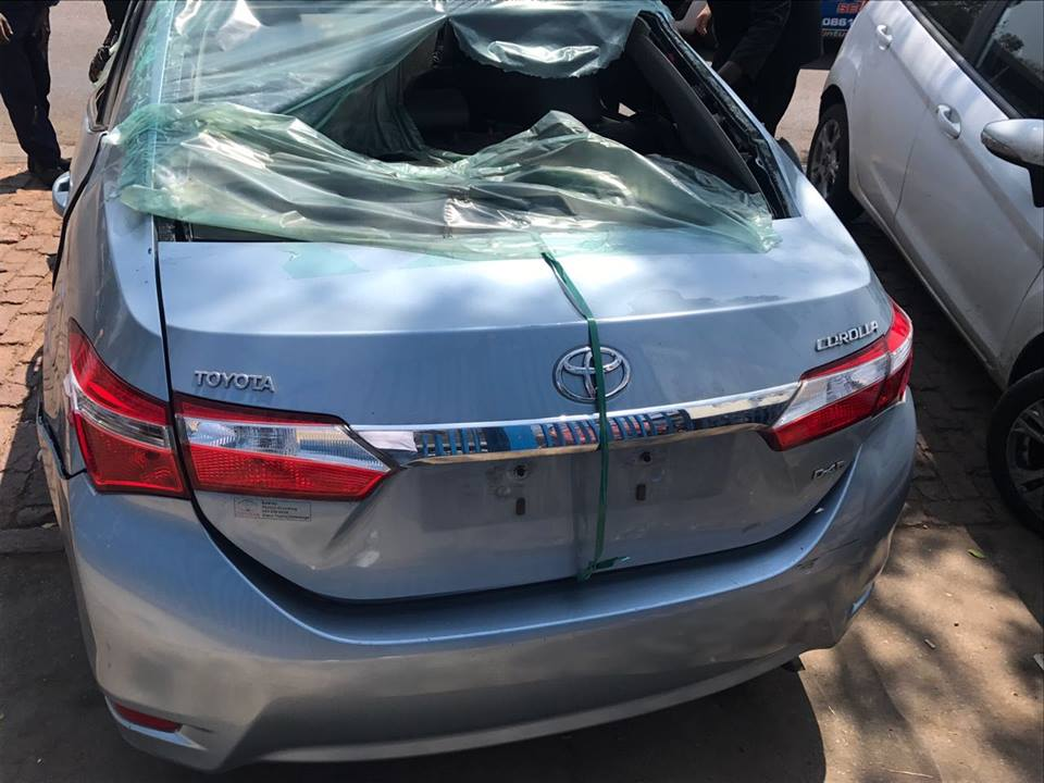 Toyota Corolla Impact Now Stripping for Spares
