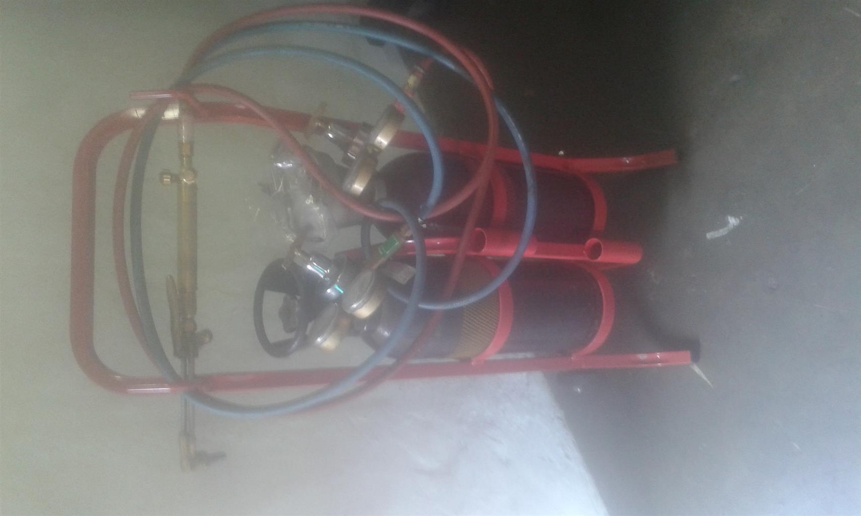 Acetylene Oxygen Handy Pack (Complete)