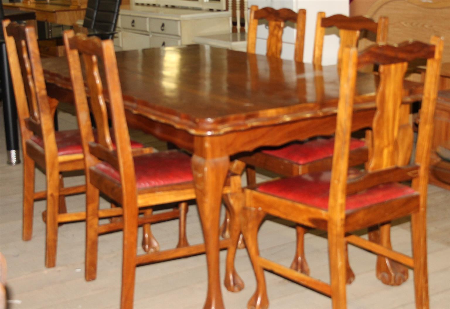 Dining room set S028853a #Rosettenvillepawnshop