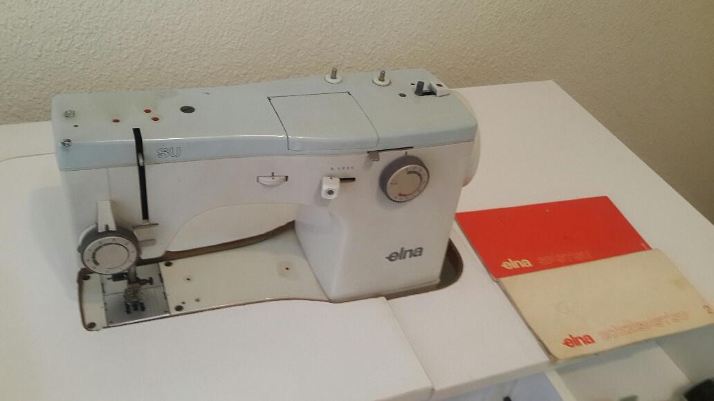 Elna Sewing machine in cabinet for sale Junk Mail Custom Elna Sewing Machine For Sale