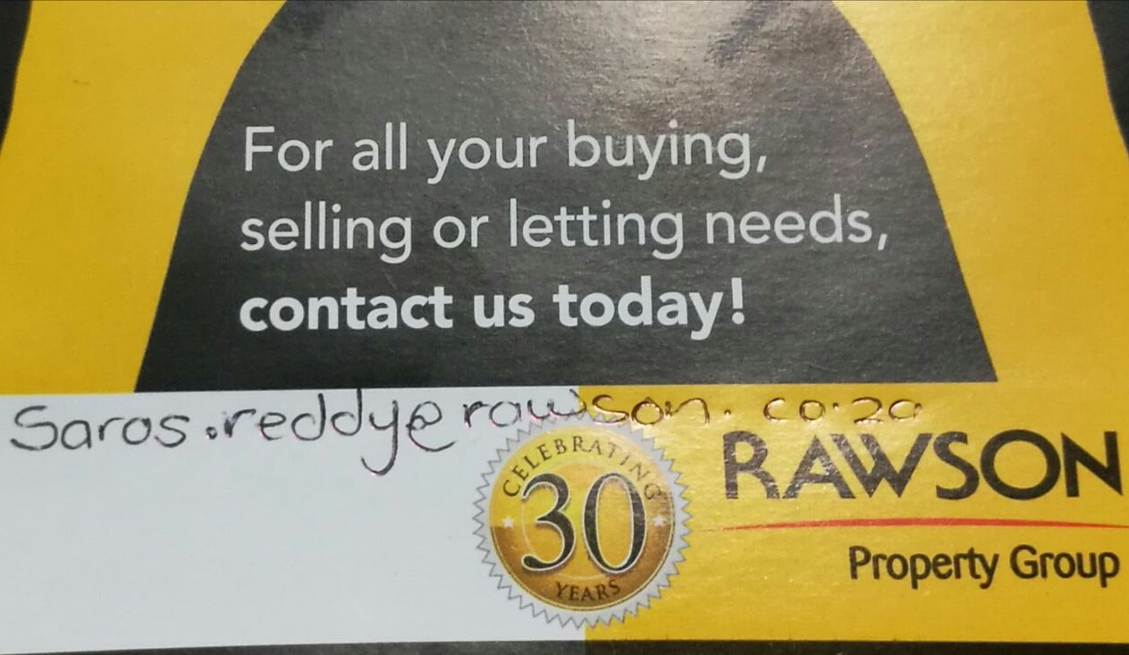 BUYING, SELLING OR RENTING YOUR HOME/FLAT/APARTMENT ???