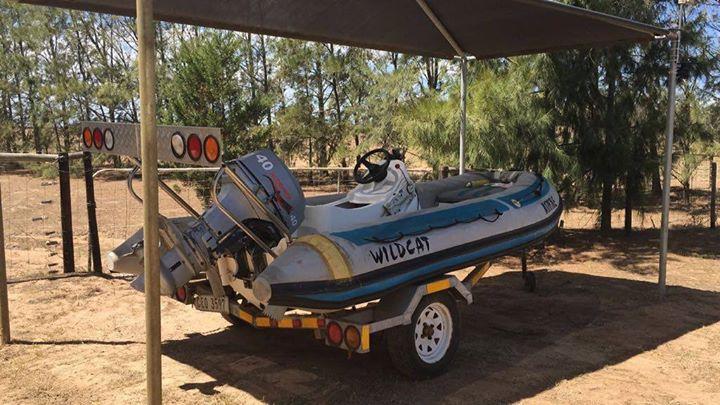 Wildcat Rubber Duck 4x2 for sale