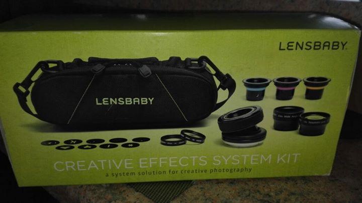 Lenses creative kit.